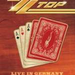 SHOCK to release ZZ TOP 'LIVE IN GERMANY 1980' DVD 14 march 2014