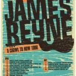 James Reyne announces 'A Crawl To Now' national tour