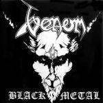 Shane's Music Challenge: VENOM – 1982 – Black Metal