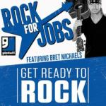 LIVE: BRET MICHAELS – February 16, 2014, Detroit, MI @ Sound Board in Motor City Casino