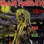 Shane's Music Challenge: IRON MAIDEN – 1981 – Killers