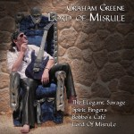 CD REVIEW: GRAHAM GREENE – Lord Of Misrule EP