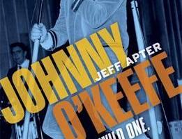 BOOK REVIEW: Johnny O'Keefe: Rocker, Legend, Wild One