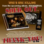 CD REVIEW: AMERICAN DOG – Who's She Killing [SINGLE]