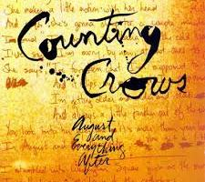 Shane's Rock Challenge: COUNTING CROWS – 1993 – August And Everything After