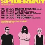 Spiderbait announce new single and national tour