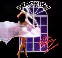 Shane's Rock Challenge: KROKUS – 1984 – The Blitz