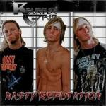 Shane's Rock Challenge: REVERSE GRIP – 2010 – Nasty Reputation EP
