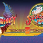 LIVE: JOURNEY / STEVE MILLER BAND – July 9, 2014, Clarkston, MI @ DTE Energy Music Theatre
