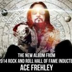 WIN Ace Frehley's new album Space Invader!!