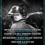 Biffy Clyro Australian Tour starts next week