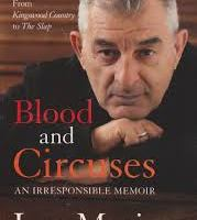 BOOK REVIEW: Blood And Circuses, An Irresponsible Memoir – by Lex Marinos