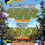 SOUNDWAVE 2015 announced!