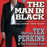 LIVE: THE MAN IN BLACK, Perth, 26 August 2014