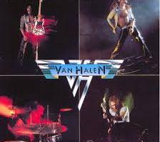 Shane's Rock Challenge: VAN HALEN – 1978 – Van Halen