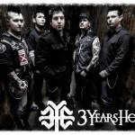 INTERVIEW: JOSE URQUIZA of 3 Years Hollow – August/September 2014