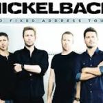 NICKELBACK ANNOUNCE 'NO FIXED ADDRESS' TOUR OF AUSTRALIA MAY 2015