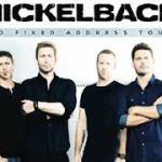 NICKELBACK ANNOUNCE 'NO FIXED ADDRESS' TOUR OF AUSTRALIA MAY 2015