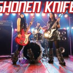 SHONEN KNIFE – Step into Overdrive Australia Tour 2015