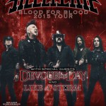 "HELLYEAH Returns To The Road With ""Blood For Blood 2015 Tour"" With DEVOUR THE DAY And Like A Storm"