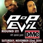LIVE: POP EVIL – November 22, 2014 (Flint, MI)