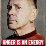 BOOK REVIEW – Anger Is An Energy by John Lydon with Andrew Perry