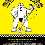 BAD MANNERS ANNOUNCE AUSTRALIAN & NEW ZEALAND Tour!