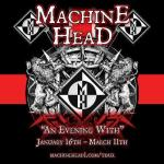 LIVE: MACHINE HEAD – February 9, 2015 (Pontiac, MI)