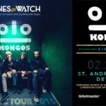 LIVE: KONGOS – February 25, 2015 (Detroit, MI)
