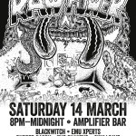 AMPLIFIER BAR GETS A DOSE OF RAW POWER COURTESY OF RTRFM