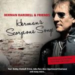 CD REVIEW: HERMAN RAREBELL & FRIENDS – Herman's Scorpions Songs