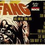 RED FANG announce Australasian tour