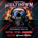 Metal Meltdown to take place at The Joint, Hard Rock Casino, Las Vegas