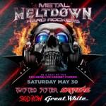 Metal Meltdown to take place at The Joint, Hard Rock Casino, Las Vegas