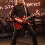 IN CONVERSATION WITH: SCOTT GORHAM, Black Star Riders/Thin Lizzy – April 2015