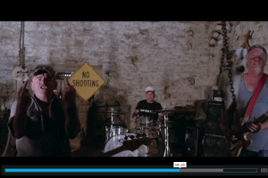 COSMIC PSYCHOS GO FULL 'WOLF CREEK' IN NEW VIDEO AND ANNOUNCE NATIONAL TOUR
