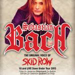 LIVE: SEBASTIAN BACH – Perth, 27 Sep, 2015