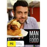 DVD REVIEW: MAN FINDS FOOD SEASON 1