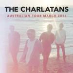 THE CHARLATANS – 2016 Australian Tour