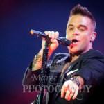 LIVE: ROBBIE WILLIAMS, Perth – 9 Oct 2015