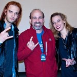INTERVIEW: LZZY and AREJAY HALE of Halestorm – November 2015