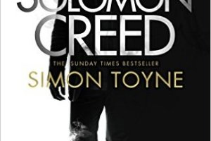 BOOK REVIEW: Solomon Creed by Simon Toyne