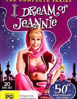 DVD REVIEW: I DREAM OF JEANNIE – 50th Anniversary Edition