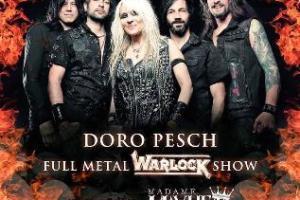 INTERVIEW: DORO – February 2016