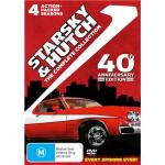 DVD REVIEW: Starsky & Hutch: The Complete Collection