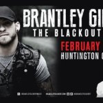 LIVE: BRANTLEY GILBERT wsgs Canaan Smith & Michael Ray – February 18, 2016 (Toledo, OH)