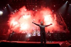 LIVE: BLACK SABBATH with Rival Sons – Perth, 15 April, 2016