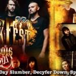 LIVE: CITY ROCK FEST – April 22, 2016 (Clyde, MI)