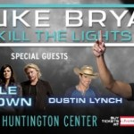 LIVE: LUKE BRYAN wsgs Little Big Town & Dustin Lynch – April 14, 2016 (Toledo, OH)