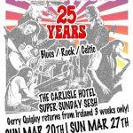 LIVE: THE SHINKICKERS, 25th Anniversary Tour – Perth, 3 April, 2016